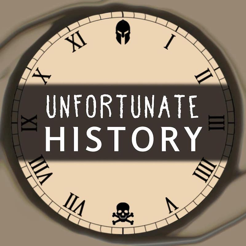 Unfortunate History Artwork
